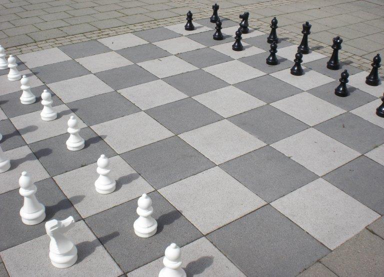 Grossansicht in neuem Fenster: Schach